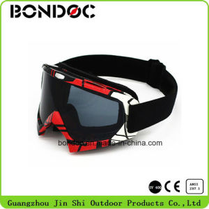 Motocross Goggles with Tear off System (JS-6013) pictures & photos