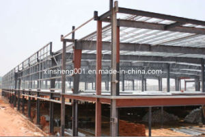 Steel Structure Building (XS-B001)