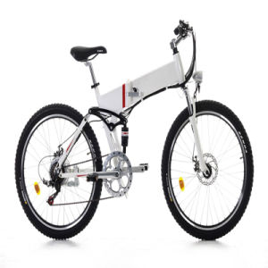 26inch Hidden Battery Folding E Bike pictures & photos