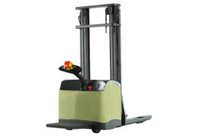 Electric Stacker 1.4T pictures & photos