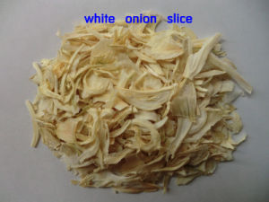 Chinese Dehydrated White Onion Slice pictures & photos