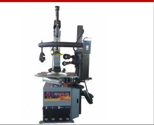 Universal Tyre Changer with Right Helper Automatic Swing Arm Tyre Changer HP-T3l
