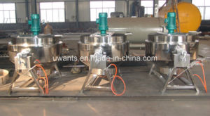 Large Industrial Food Mixing and Cooking Pot pictures & photos