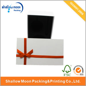 Customized Bow Tie Gift Packaging Box (QYCI1517) pictures & photos