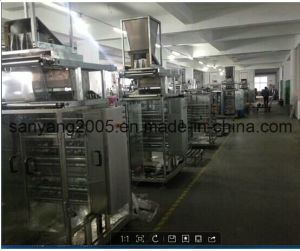 Granule Four-Side Sealing Packing Machine pictures & photos