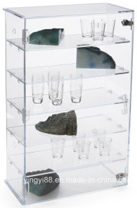 Custom Clear Acrylic Countertop Display Case pictures & photos