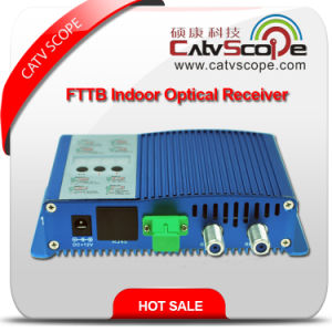 High Performance China Supplier FTTB Agc Control Indoor Optical Receiver