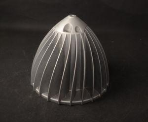 Aluminium LED Light Body Die Castings pictures & photos