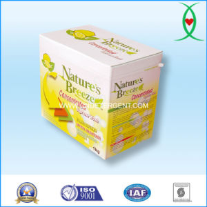 Medium-High Quality Paper Box Packing Washing Powder pictures & photos