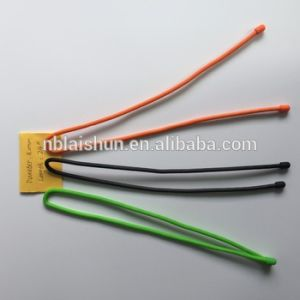 Silicon Cable Tie Gear Tie /Personalized Hand Knitted Silicone Rope pictures & photos