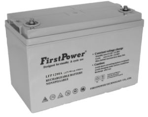 Emergency Power System Battery (LFP1290A) pictures & photos