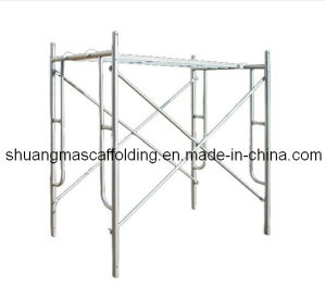 Anti-Corrossion Iron Construction Scaffolding pictures & photos