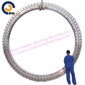 Big Size Slewing Ring Bearing for Construction Machinery, Turntable Bearing pictures & photos