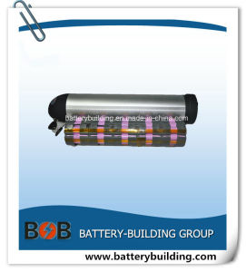 2015 Most Popular 48V 10ah Bottle Type Lithium Battery for Electric Bike and Scooter pictures & photos