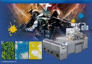 2016 Hot Hot Paintball Production Line & Softgel Encapsulation Machine pictures & photos