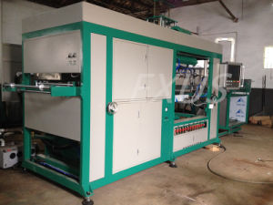 Newest Design with Best Price Automatic Forming Punching Cutting Stacking Plastic Thermoforming Machine pictures & photos