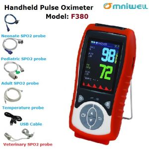 Handheld Pulse Oximeter (F380) pictures & photos