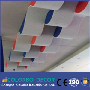 Sound Absorption Board Polyester Fiber Panels pictures & photos