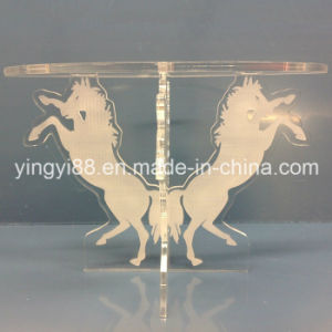 New Design Acrylic Plastic Cake Stand pictures & photos