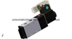 Pneumatic Solenoid Valve (4V series) China Pneumatic Valve pictures & photos