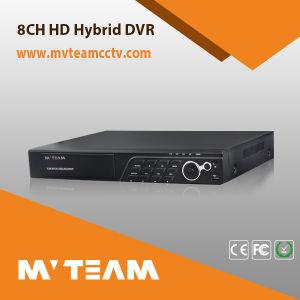 Top 10 DVR Factory Mvteam 1080P DVR 8CH Hybrid pictures & photos