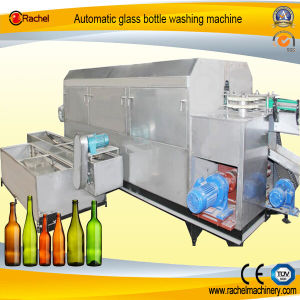 Automatic Hot Alkaline Water Clean Bottle Machine pictures & photos