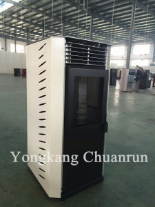 Energy Saving Pellet Stove with Electric pictures & photos