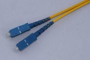 SC/UPC-SC/UPC SM 9/125 Fiber Patch Cord