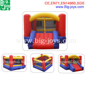 Cheap Inflatable Bouncer for Kids. Indoor Mini Bouncy Castle (DJBC0114) pictures & photos