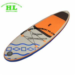Sup Board Stand up Paddle Inflatable Surfboard for Water Sports pictures & photos