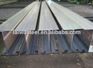 Galvanized Steel I Beam Price with High Quality GB Standard 180X94mm pictures & photos