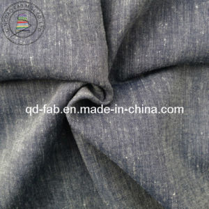 Linen Cotton Blended Fabric (QF13-0750) pictures & photos