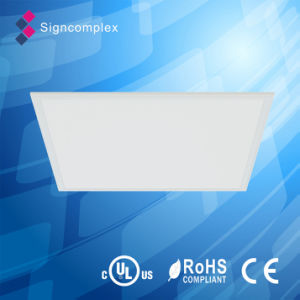 5 Warranty Years 600X600mm Square Recessed LED Lighting Fixtures with CE RoHS UL pictures & photos