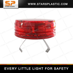 Mini LED Solar Traffic Cone Traffic Warning Light pictures & photos