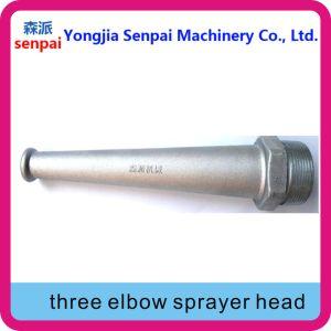 Aluminum Alloy Three Elbow Sprayer Head/Head of Three Elbow Sprayer pictures & photos
