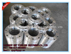 ASTM A350 Lf1 or Lf2 Cl150 6 Inch RF Alloy Steel Flanges in Lower Price pictures & photos