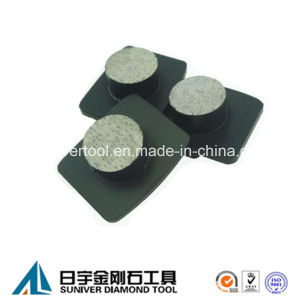 Redi-Lock Concrete Grinding Pad/Diamond Metal Grinding Disc pictures & photos