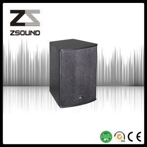 Zsound U10 Professional Audio Passive Speaker Acoustic Fill Loudspeaker System pictures & photos