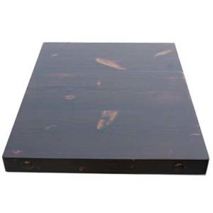 High Quality Pinewood Table Top (RWT-502) pictures & photos