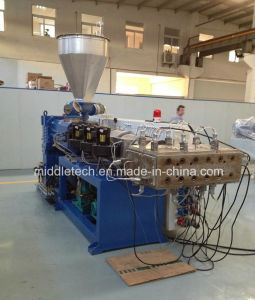 Plastic PVC/WPC Door Profile Extruder Machine pictures & photos