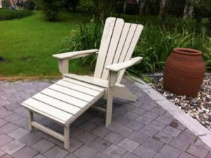 Outdoor Polywood Adirondack Chair Furniture pictures & photos