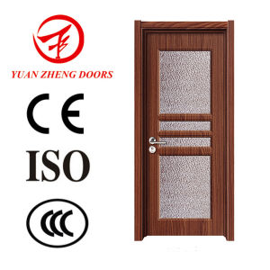 China Door Manufacturer Bathroom Door Design Wood PVC Door pictures & photos
