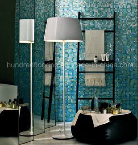Glass Mosaic Pattern Wall Tile (HMP857) pictures & photos