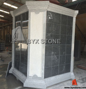 Dark Grey Granite Stone Columbarium / Columbaria pictures & photos
