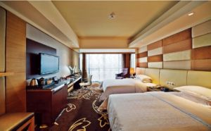Latest Design 5 Star Hotel Bedroom Furniture