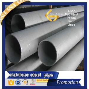ASTM A554 321 Seamless Stainless Steel Pipe