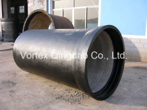 Ductile Iron Flanged Spigot Pipe pictures & photos