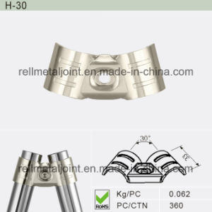 Nickel Plated Joint with Inner Hexagon Screw (H-30) pictures & photos