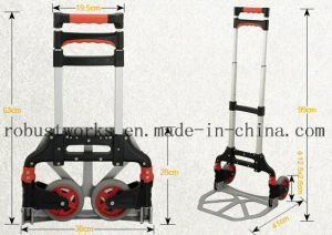 Folding Luggage Cart (HT060A-1) pictures & photos