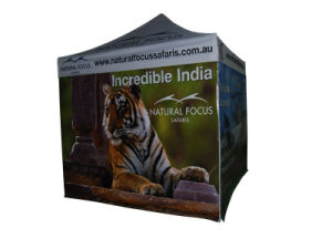 Quick up Folding Canopy Tent with Square Window pictures & photos